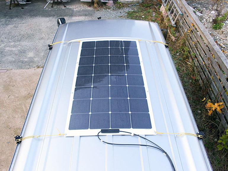 ソーラーパネル suaoki 150W