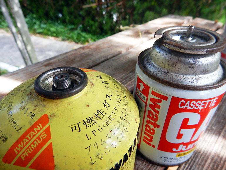 OD缶とCD缶の接続部分
