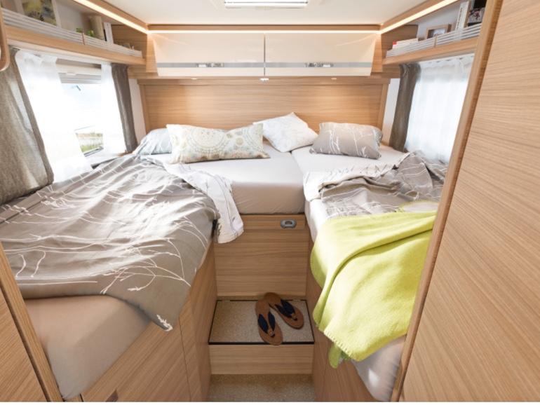 グローブバスGT ベッド