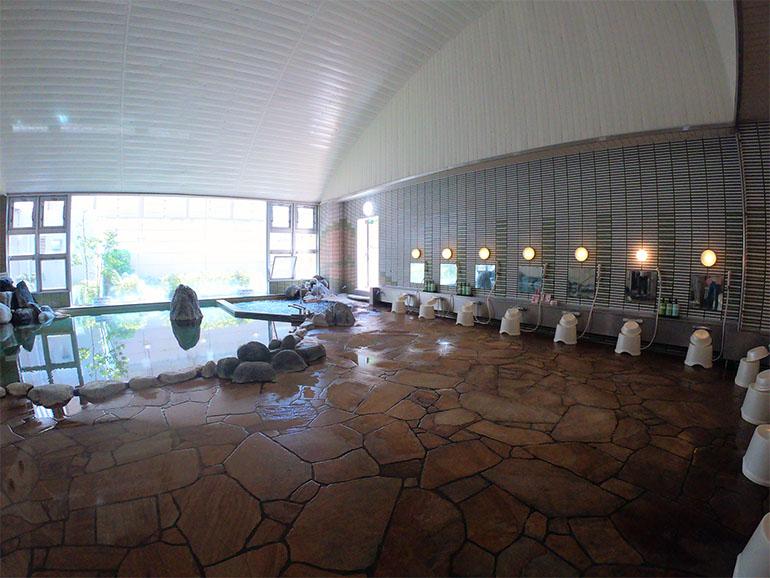 かんぽの宿くるまパーク石和 温泉