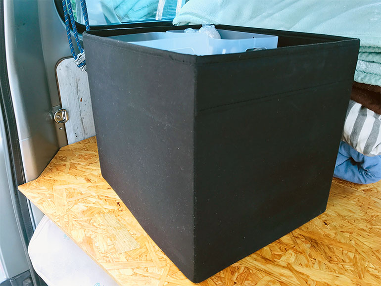 IKEA 収納ボックス