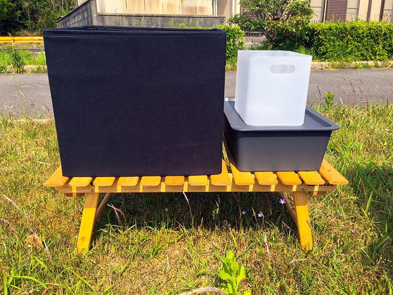 プチプラ 収納ボックス