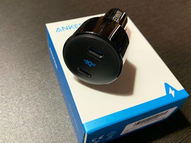 Anker PowerDrive+ III Duo