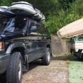荷物の積載方法や、荷物を運ぶことと車との関係