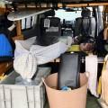 車内への荷物の積載と荷物の整理の仕方のアイディアとコツ