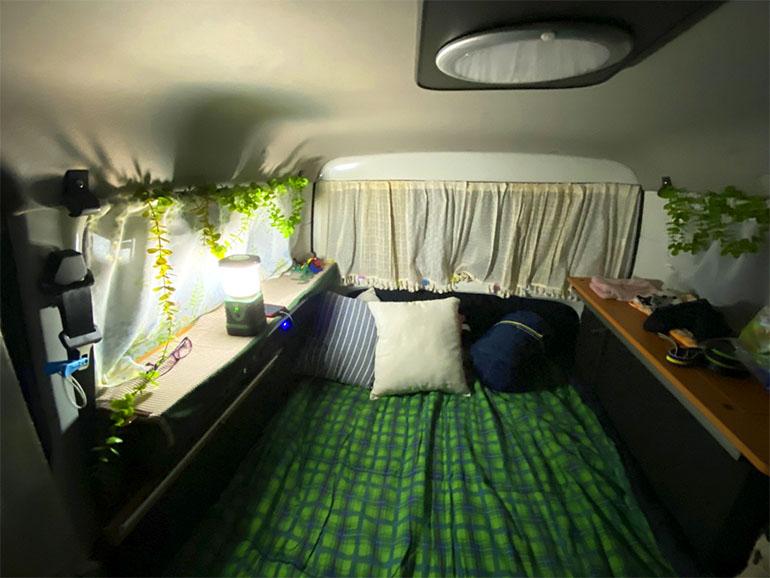 アルトピアーノ ベッド