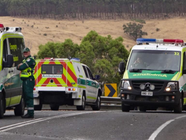 オーストラリアの救急車