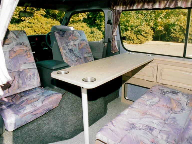 1995年ファイブスター 内装2