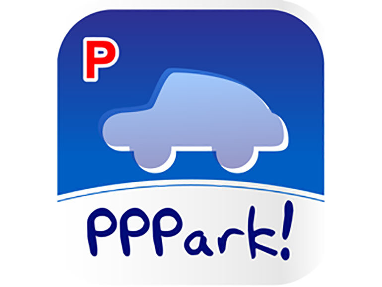 PPPark アプリ