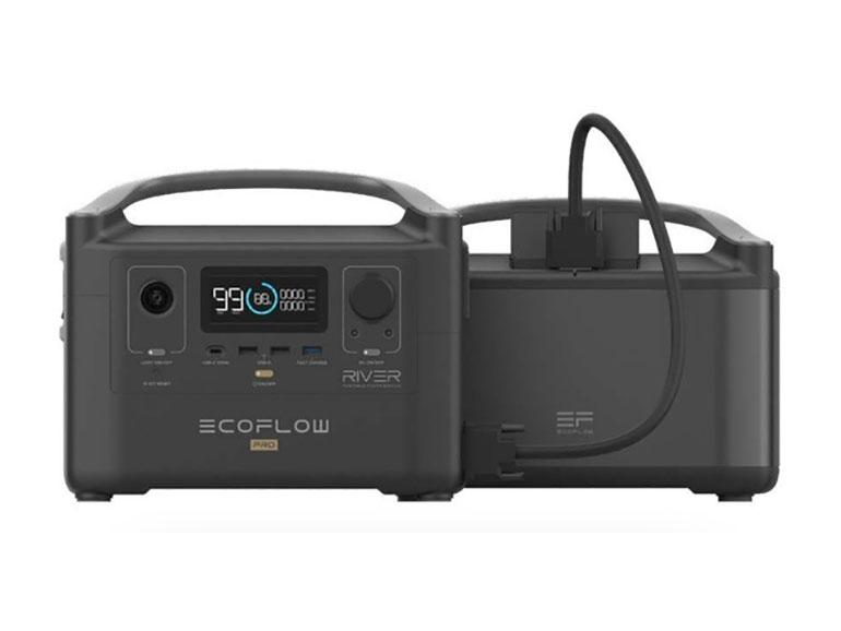 RIVER 600 pro + エクストラバッテリー
