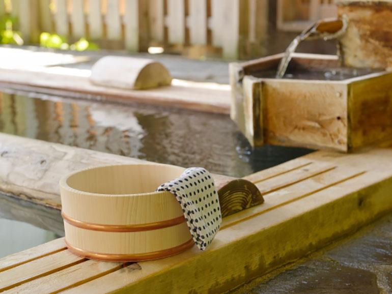 旅館のお風呂