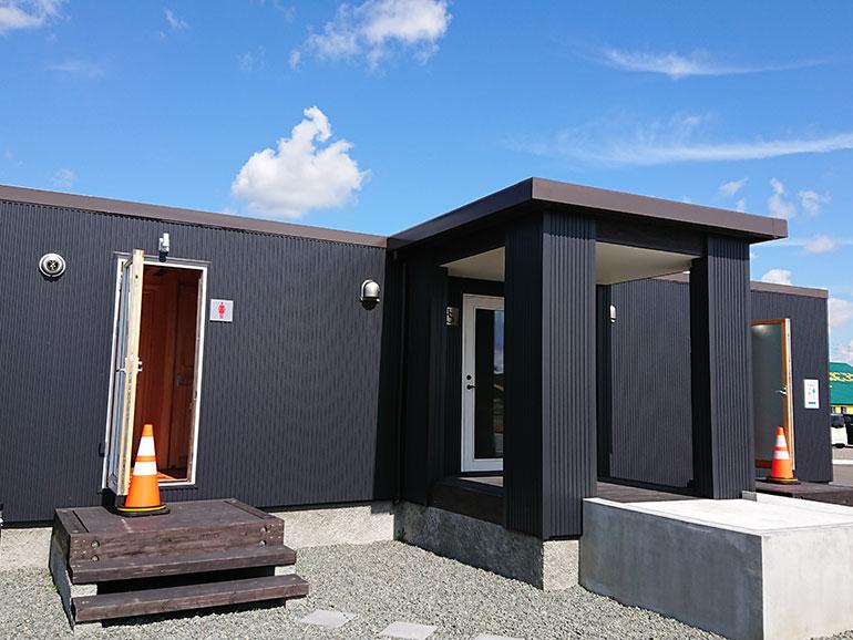 北海道観光ステーションDMO新千歳空港サービスセンター/北海道観光ステーション翼の杜 トイレ シャワー