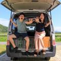 ヤフオクで落札した118,000kmのキャラバンは車中泊に使えるか?