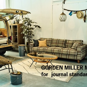 GORDON MILLER MOTORS for journal standard Furniture