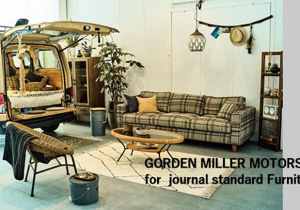 GORDON MILLER MOTORS for journal standard Furniture
