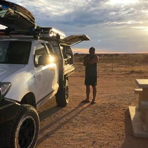 オーストラリアのワイルドな無料車中泊スポットをご紹介