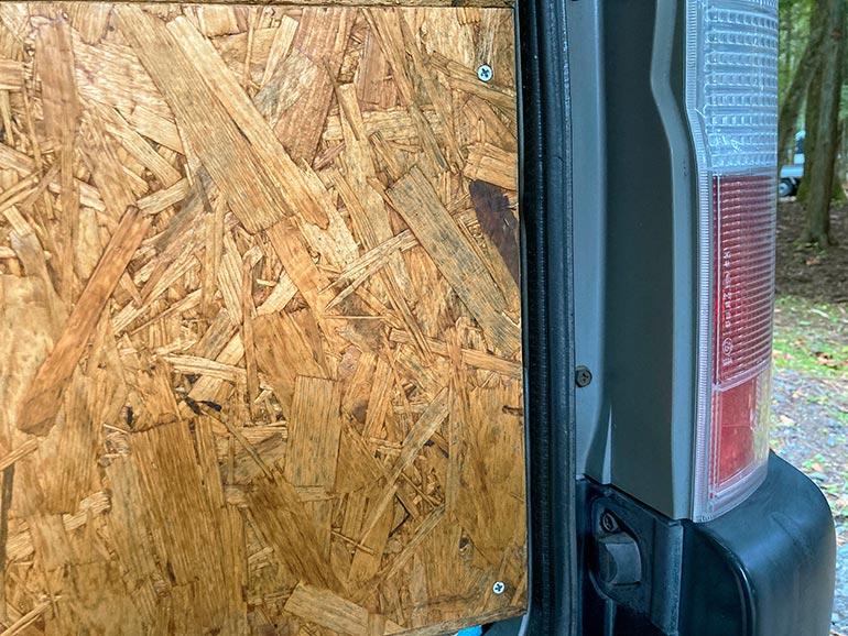 木材 カビ