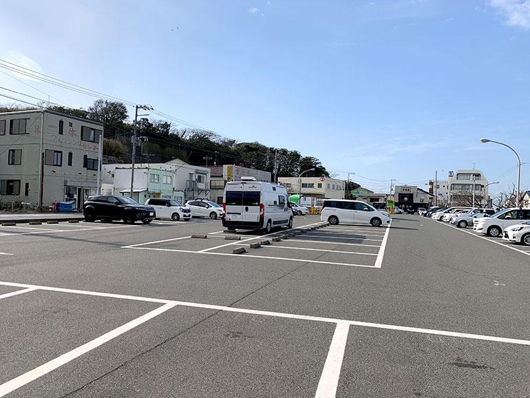 第3駐車場 普通車用