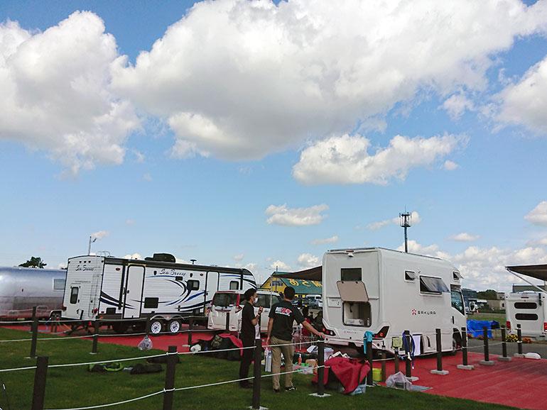 翼の杜オートキャンプサイト