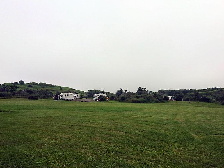 宗谷ふれあい公園オートキャンプ場