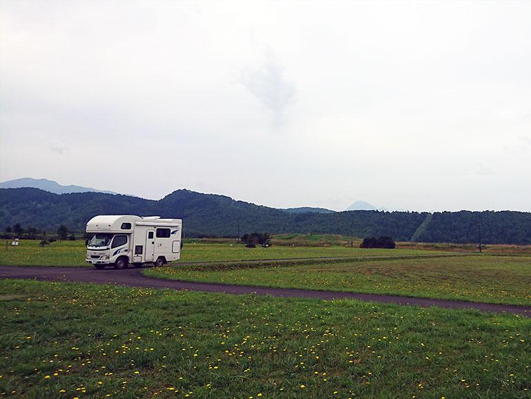 羅臼オートキャンプ場