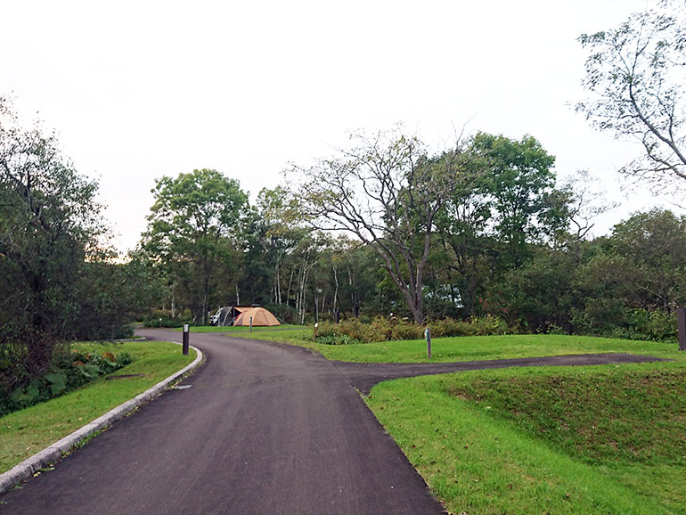 山花公園オートキャンプ場2