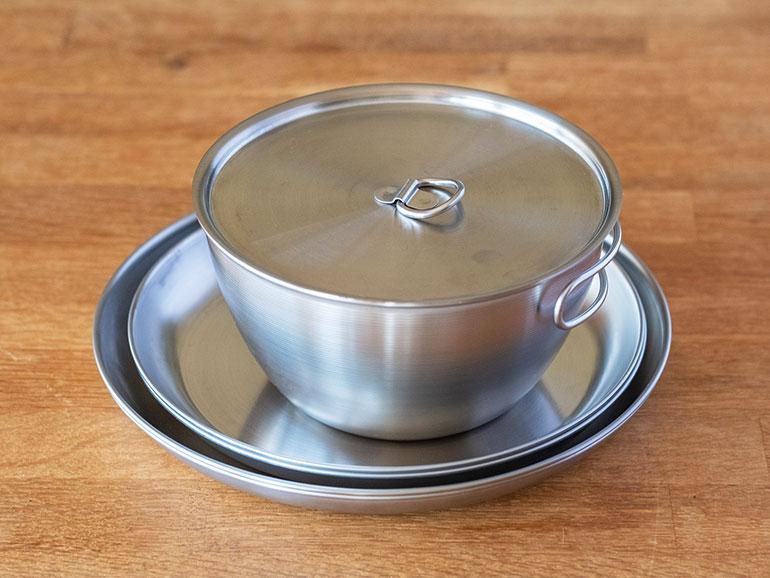 「ソトレシピプロダクツ」アウトドア食器