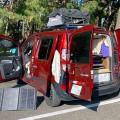 コンパクトカーでの車中泊を快適にするアイテム5選