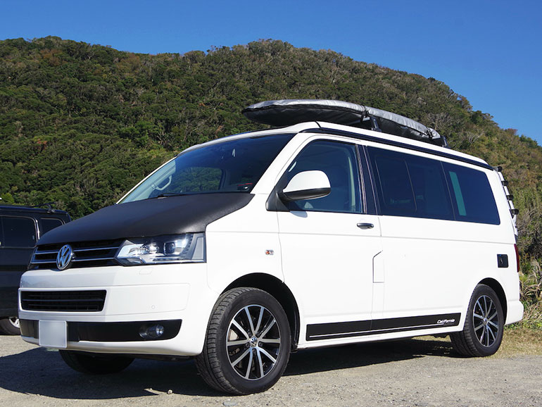 VW T5 California 4motion