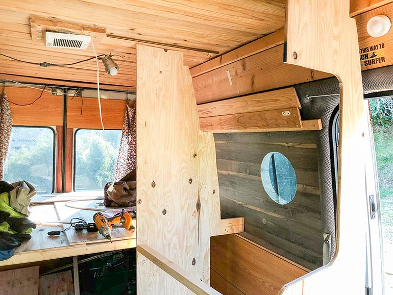 キッチン DIY2