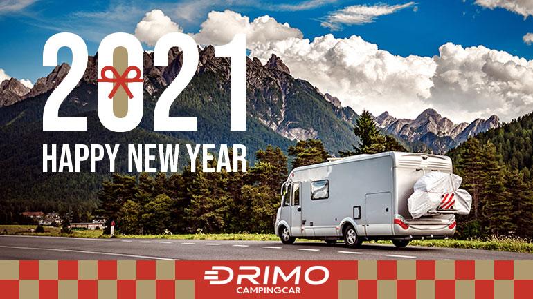 DRIMO2021新年挨拶
