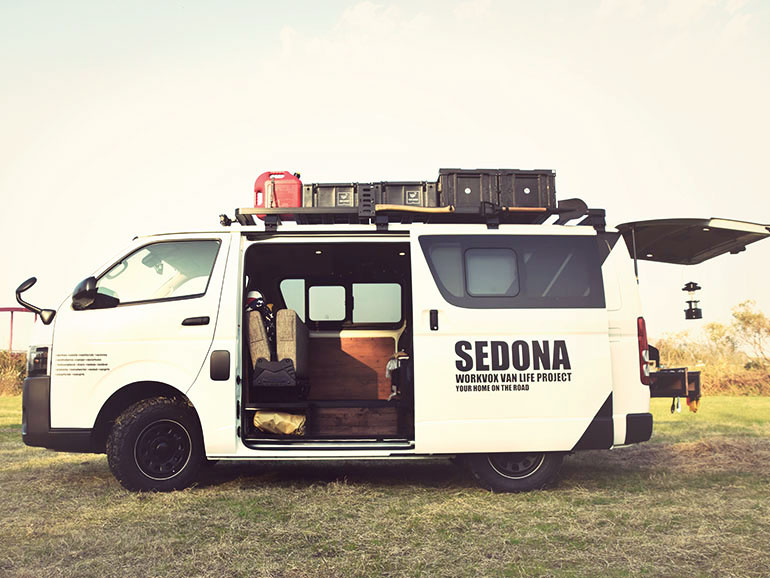 sedna-type3 外装