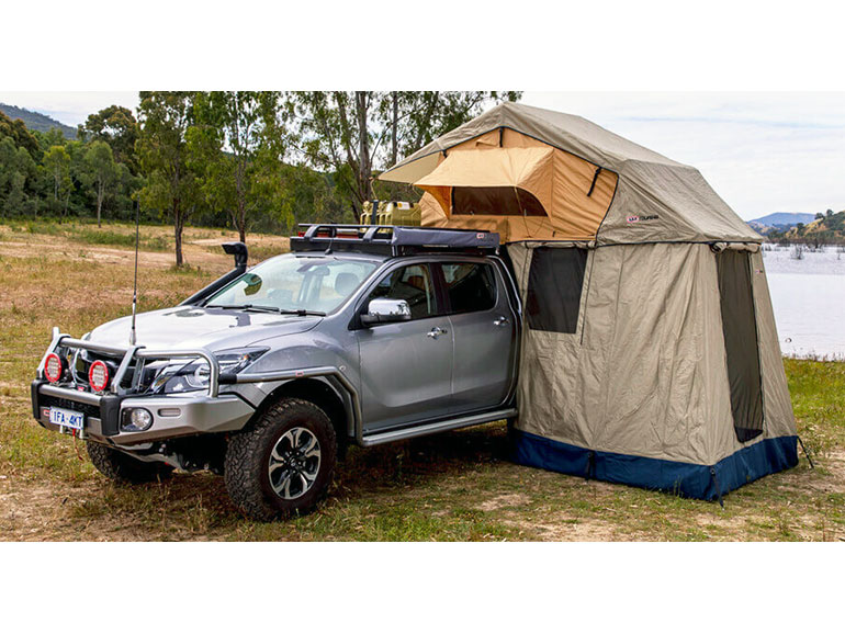 ARB 4×4 Accessories「SIMPSONⅢ ROOF TOP TENTS(シンプソン3 ルーフトップ テント)」