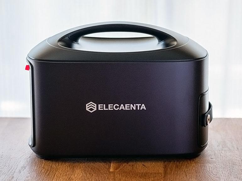 ELECAENTA(エレカンタ)S600W」サイド