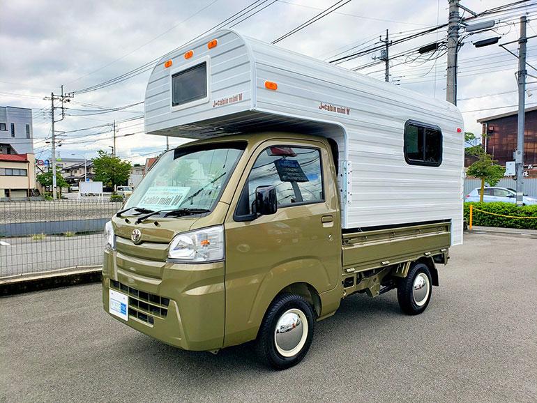 ミスティック J-cabin Mini Wの外装