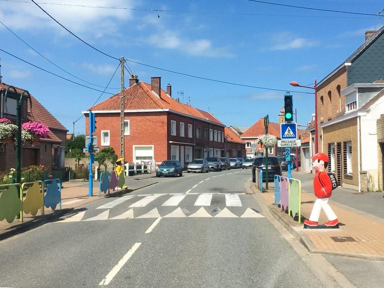 ヨーロッパの街の風景