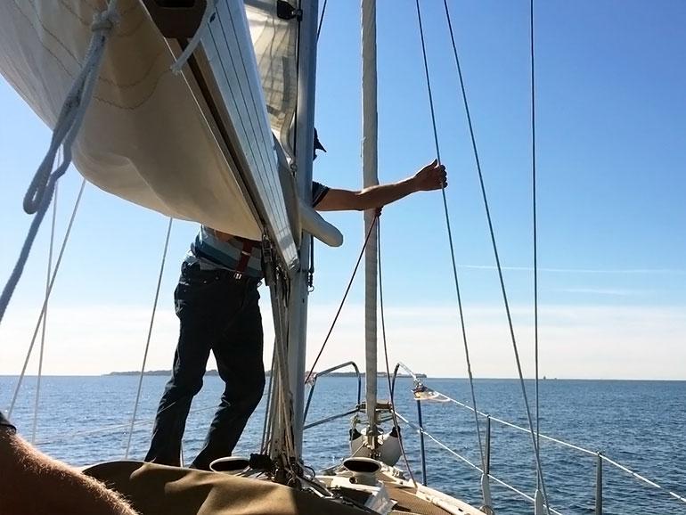 セーリングボート
