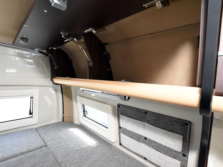 DarwinQ5 ベッド 収納