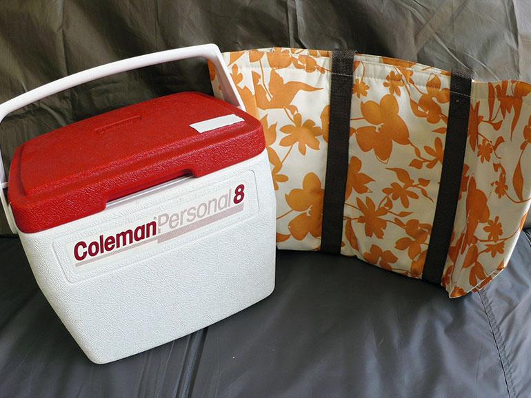 クーラーボックス保冷バッグ