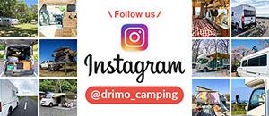 DRIMO公式Instagram